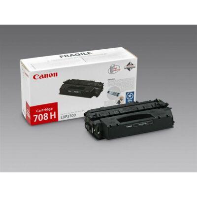 Canon CRG-708H eredeti toner 6000 oldal (crg708, crg 708)