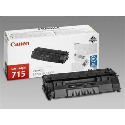 Canon CRG-715H (7000 oldal) eredeti toner