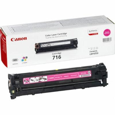 Canon CRG-716 M (magenta) eredeti toner (crg716) (≈1500 oldal)