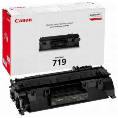 Canon CRG-719 eredeti toner 2,1K (crg719) (≈2100 oldal)