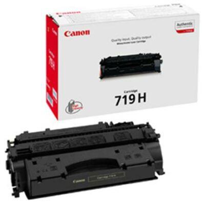 Canon CRG-719H eredeti toner 6,4K (crg719H) (≈6400 oldal)