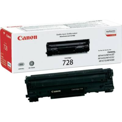 Canon CRG-728 eredeti toner (crg728) (≈2100 oldal)
