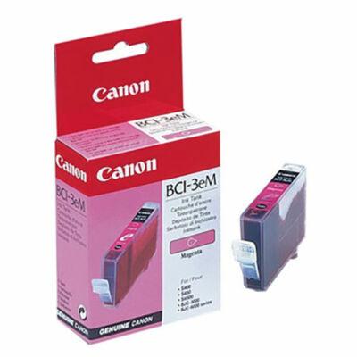 Canon® BCI-3eM eredeti magenta tintapatron, ~390 oldal (bci3)