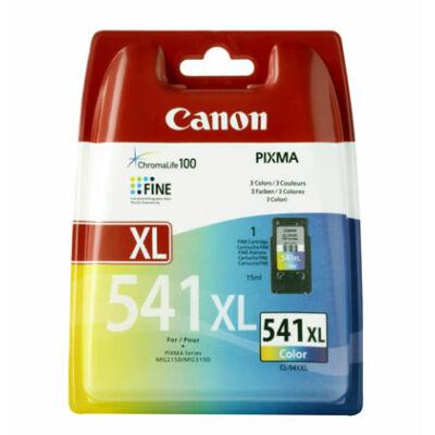 Canon® CL-541XL eredeti színes tintapatron, ~400 oldal (cl541xl)