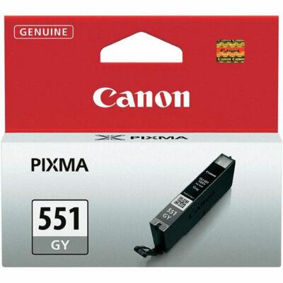 Canon® CLI-551GY eredeti szürke tintapatron, ~300 oldal (cli551)