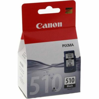 Canon® PG-510 eredeti fekete tintapatron, ~220 oldal (pg510)