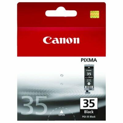 Canon® PGI-35 eredeti fekete tintapatron, ~190 oldal (pgi35)