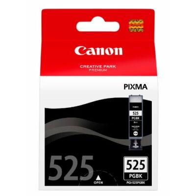 Canon® PGI-525PGBK eredeti fekete tintapatron, ~340 oldal (pgi525 vastag fekete)