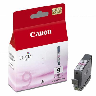Canon® PGI-9PM eredeti fotó magenta tintapatron, ~150 oldal (pgi9)