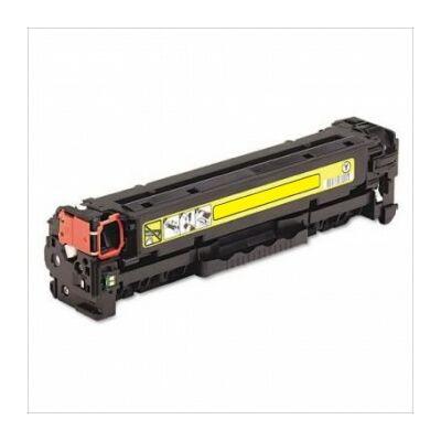 Utángyártott CRG-731 Y sárga toner Canon nyomtatókhoz (CRG731) (≈1500 oldal)