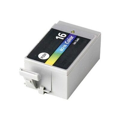 Canon -hoz BCI-16 színes kompatibilis patron (bci16)