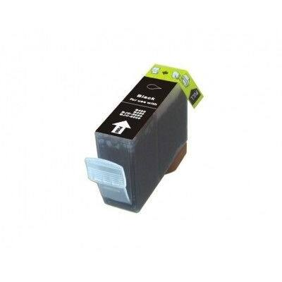 CANON -hoz BCI3BK, BCI-3eBk utángyártott tintapatron (Vastag)