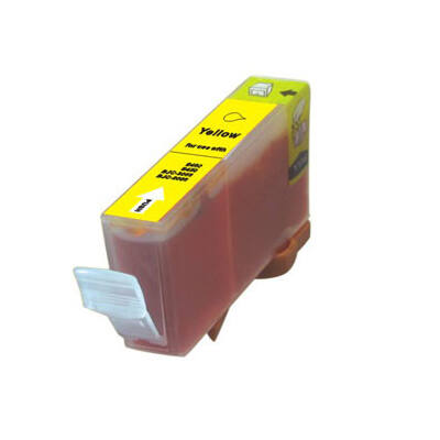 CANON -hoz BCI3eY, BCI-3eY utángyártott tintapatron