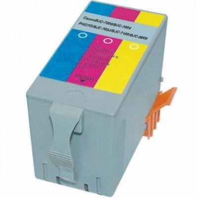 CANON -hoz BCI61, BCI-61C.M.Y. utángyártott tintapatron