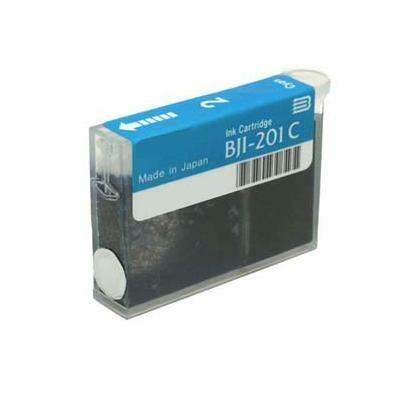 Canon -hoz BJI201C, BJI-201C utángyártott tintapatron