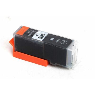 Canon nyomtatóhoz PGI-550XL fekete utángyártott chipes tintapatron