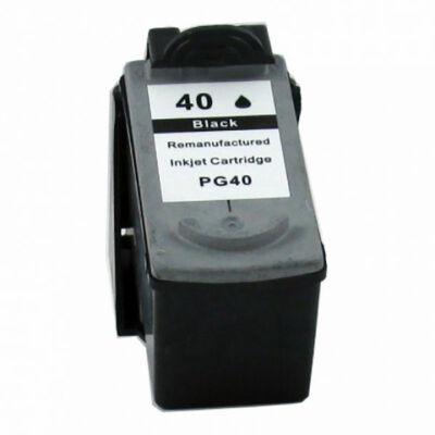 Canon nyomtatóhoz PG-40 kompatibilis tintapatron (fekete)