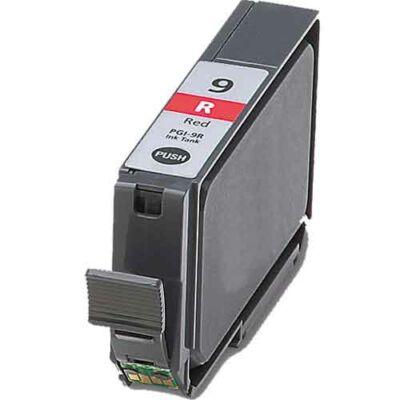 Canon -hoz PGI-9 R chipes utángyártott patron (PGI9)