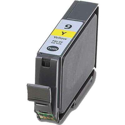 Canon -hoz PGI-9 Y chipes utángyártott patron (PGI9)