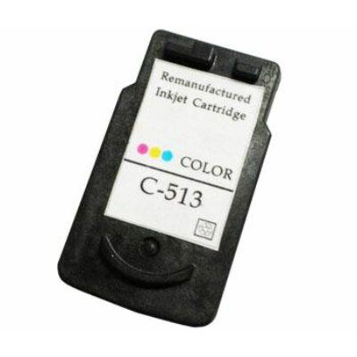 Canon -hoz CL-513 utángyártott színes tintapatron