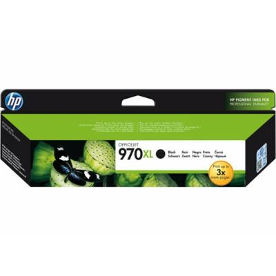 HP Nr.970XL (CN625AE) eredeti fekete tintapatron, ~9200 oldal