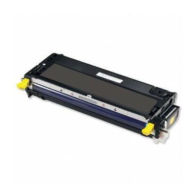 Utángyártott 2145 Y, sárga toner DELL nyomtatókhoz (5,500 oldal)