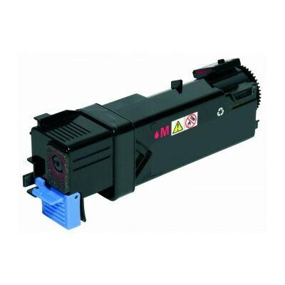 Utángyártott D132 M, D1320 magenta toner DELL nyomtatókhoz (≈2000 oldal)