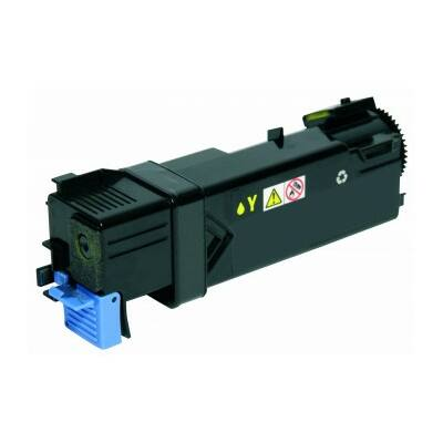 Utángyártott D132 Y, D1320 sárga  toner DELL nyomtatókhoz (≈2000 oldal)