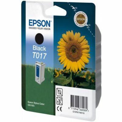 Epson T017401 eredeti tintapatron (≈600oldal)