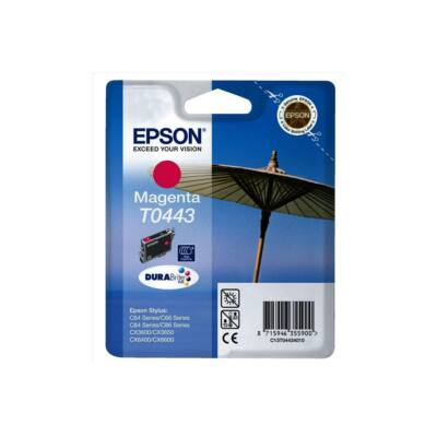 Epson T044340 eredeti tintapatron (To443) (≈500oldal)