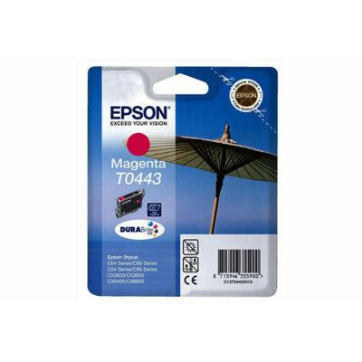Epson T044340 eredeti tintapatron (T0443) (≈500oldal)