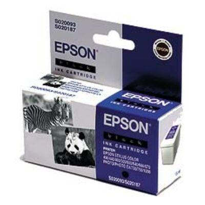 Epson T050140 eredeti tintapatron (≈540oldal)