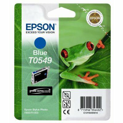 Epson T054940 kék eredeti tintapatron (≈400oldal)