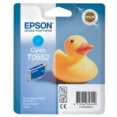 Epson T055240 cián eredeti tintapatron (≈430oldal)