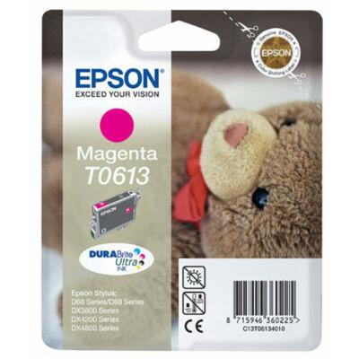 Epson T061340 eredeti tintapatron (≈370oldal)