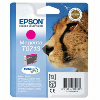 Epson T0713 eredeti magenta tintatintapatron (to713) (≈200oldal)