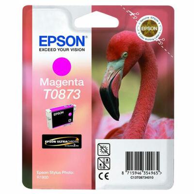 Epson T0873 M magenta eredeti tintapatron (To87) (≈350oldal)