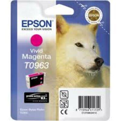 Epson T0963 Magenta eredeti tintapatron (to963) (≈350oldal)