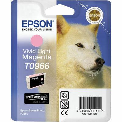 Epson T0966 Light magenta eredeti tintapatron (to966) (≈350oldal)