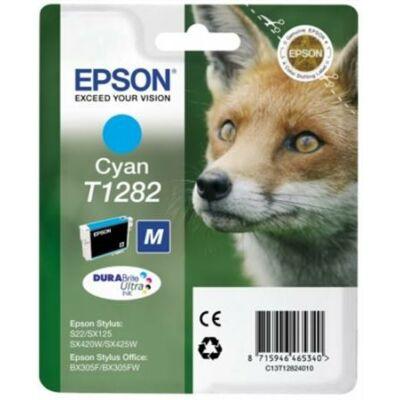 Epson T1282 C eredeti tintapatron (cián) (≈120oldal)
