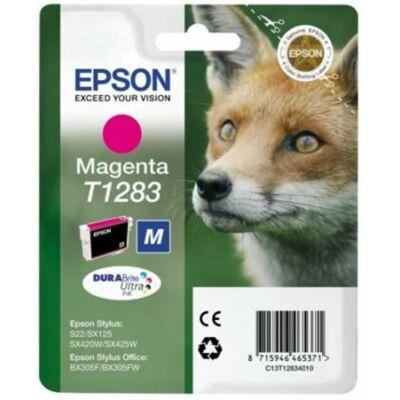 Epson T1283 M eredeti tintapatron (magenta) (≈120oldal)