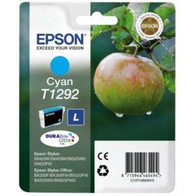 Epson T1292 cián eredeti tintapatron C (≈220oldal)
