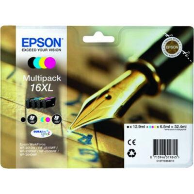 Epson T16364010  (No. 16XL) eredeti tintapatron multipack (≈1850oldal)