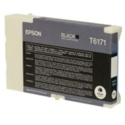 Epson T6171 BK (fekete) eredeti tintapatron (≈4000oldal)