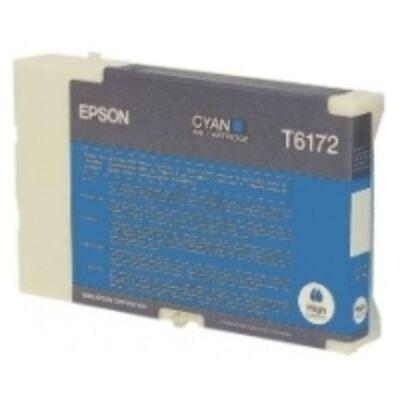 Epson T6172 C (cián) eredeti tintapatron (≈7000oldal)
