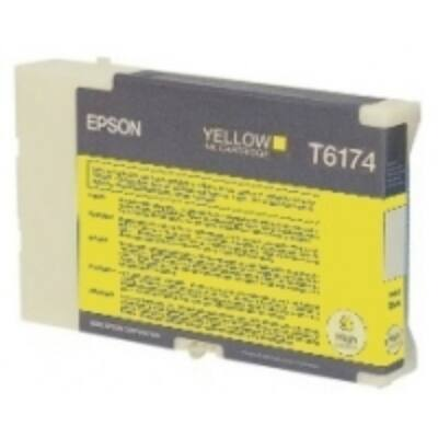Epson T6174 Y (sárga) eredeti tintapatron (≈7000oldal)
