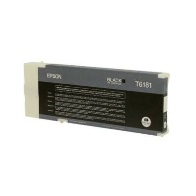 Epson T618100 Bk (fekete) eredeti tintapatron (≈8000oldal)
