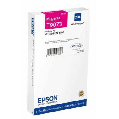 Epson T9073 XXL extra nagy kapacitású magenta eredeti patron