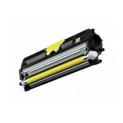 Epson cx16 / c1600 Y sárga utángyártott toner S050554 (≈2700 oldal)