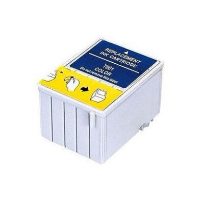 Epson -hoz T001011 C.M.Y. utángyártott tintapatron (≈900oldal)